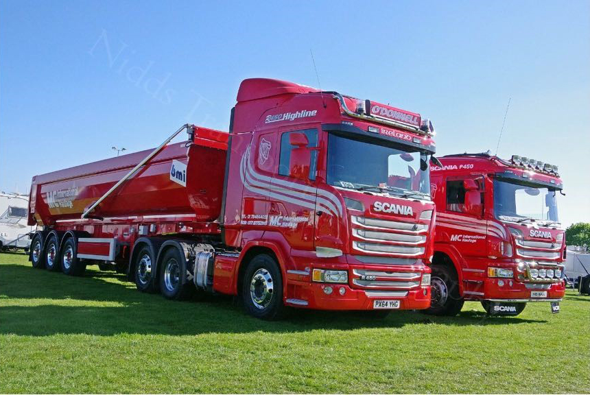 MC International Haulage