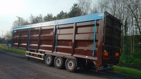 MetalMover Trailer