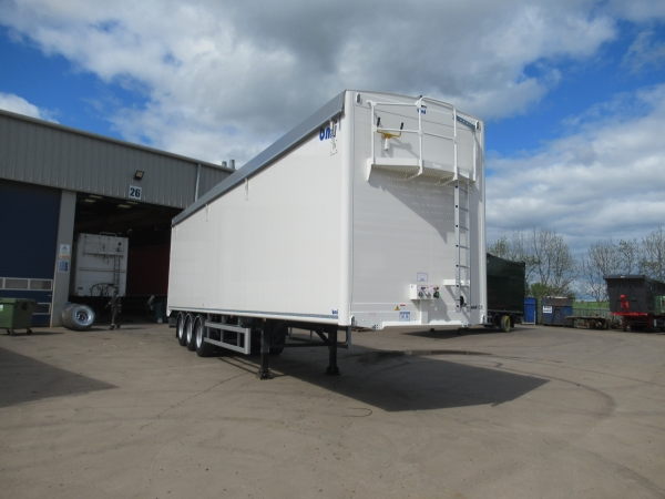 Walking Floor ® Trailers