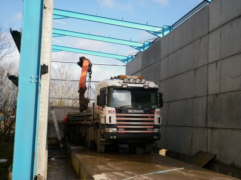 Blaster Unit offers shotblasting & respray services at the bmi group