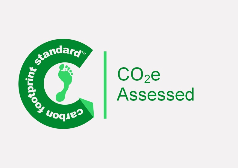 The bmi group awarded Carbon Footprint Certificate