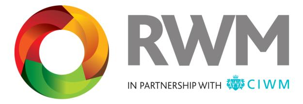 The bmi group look forward to RWM