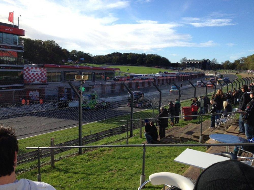 Brands Hatch a racing success!