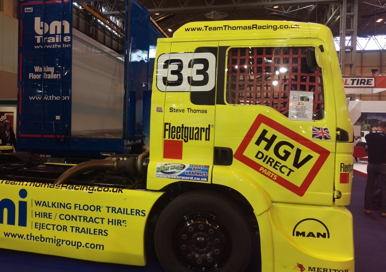 BMI takes the chequered flag at RWM 15
