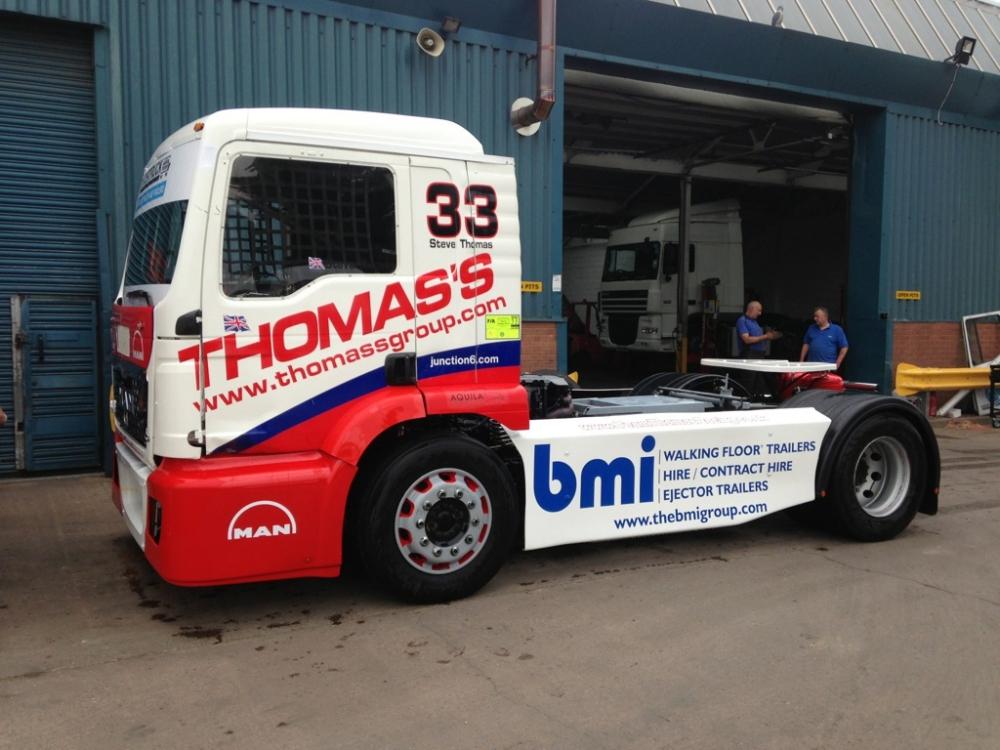 BTRC Finale Brands Hatch 2nd/3rd Nov