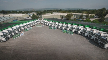 bmi trailers delighted to deliver 30 bmi trailers to Monks Contractors in Lancashire
