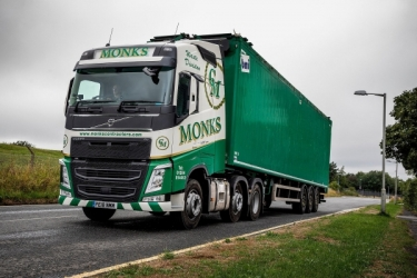 30 new trailers heading to Monks Contractors in Lancashire