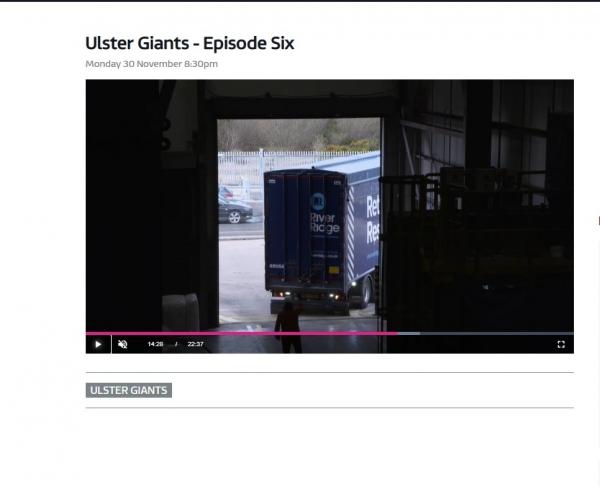 bmi featured on UTV television!