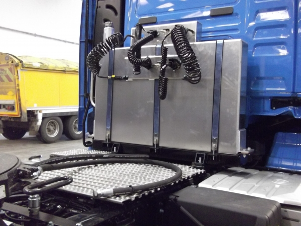 PTO & truck hydraulics