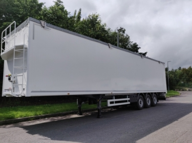 2020 120CuYd walking floor® trailer