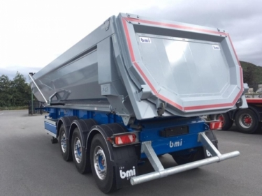 Half pipe Tipper alloy 30