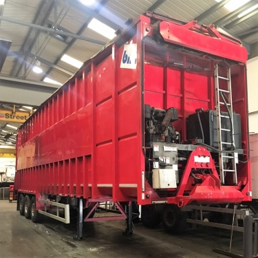 VHE56 110yd 2007 bmi Ejector